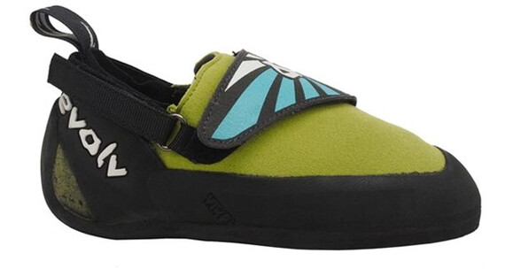 Evolv Kid's Venga Lime Green/Teal